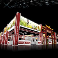 展会设计搭建-四川科米文化